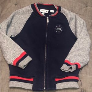 Other - Lacoste Boys Sweat Jacket 4